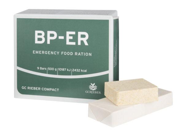 výživová tyčinka BP-ER pro stavy nouze