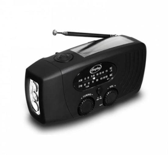 solarni a dynamo radio